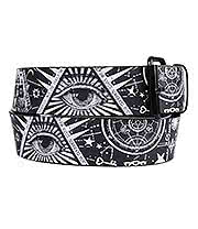 Blue Banana Occult Print Belt