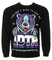 A Day To Remember Respect Sweatshirt (Black)