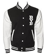 Black Veil Brides School Varsity Jacket (Black)
