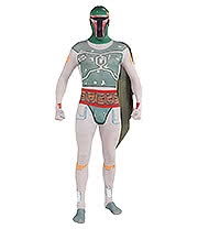 Rubies 2nd Skin Star Wars Boba Fett Costume