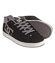 DC Shoes Net Trainers (Black/White/Grey)