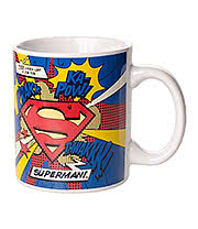 Superman Thwakkk! Mug