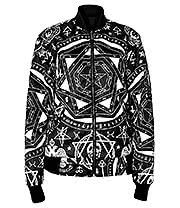 Killstar Occult M8 Reversible Jacket (Black)