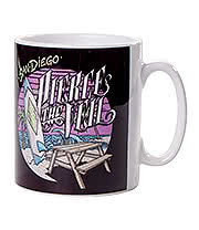Pierce The Veil Beach Mug