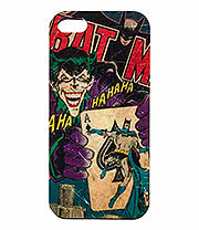 DC Comics Batman Joker Vintage iPhone 5 & 5s Phone Case