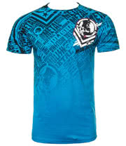 Metal Mulisha Base T Shirt (Turquoise)
