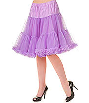 "Banned Walkabout 20"" Petticoat (Lavender)"