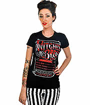 Too Fast Witches Brew T Shirt (Black)