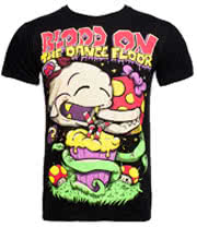 Blood on The Dance Floor Mario T Shirt (Black)