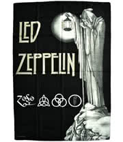 Led Zeppelin Stairway To Heaven Flag