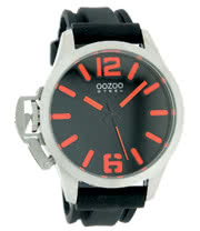 Oozoo Watch Style OS054 (Black)