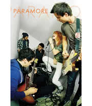 Paramore Live Poster
