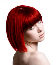 Stargazer Semi-Permanent Hair Dye 70ml (Hot Red)