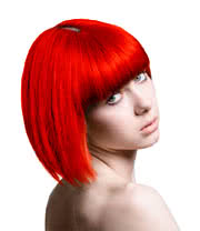 Stargazer Semi-Permanent UV Hair Dye 70ml (Red)