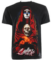 Sullen Acuna Badge T Shirt (Black)
